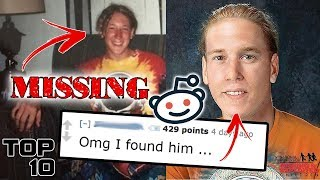Top 10 Insane Mysteries Solved By Reddit