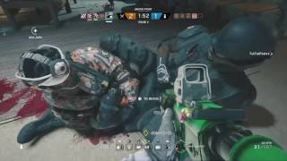 Making Friends With The Enemy - R6 Siege Compilation