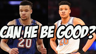 Does Kevin Knox Still Have A Chance in the NBA?