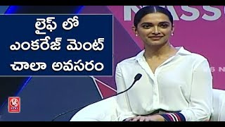 Deepika Padukone graces WCIT @ Hyderabad..