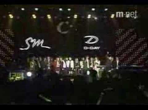 SM Town - My Angel My Light (Live)