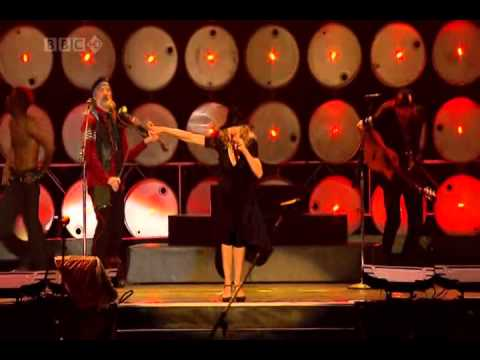 Madonna Live Earth London Full Video