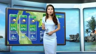 (VTC14)_Thời tiết biển ngày 17/07/2017 | Bản tin dự báo thời tiết