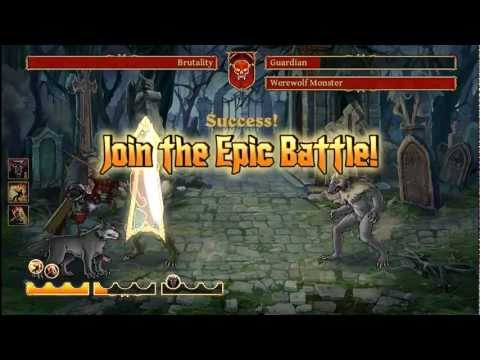 Clash of the Damned Launch Trailer