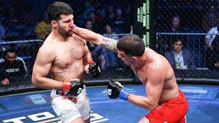 Fernando Gonzalez vs Cesar Arzamendia Full Fight | MMA | Combate San Antonio