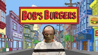The Silence of the Lambs References in Bob's Burgers