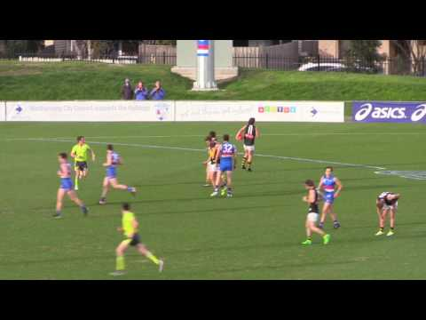 Round 10 Highlights: Footscray vs Werribee