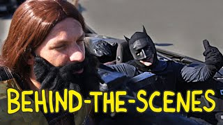 Justice League - Homemade Behind the Scenes