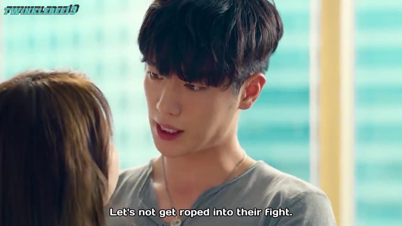 Entourage Seo Kang Joon romantic kissing scenes