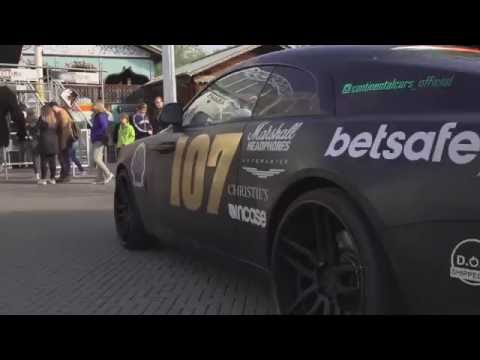 Gumball 2016 - Day 4 - Europa Park to Prague