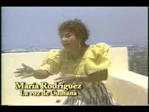 Documental....María Rodriguez La Voz de Cumana