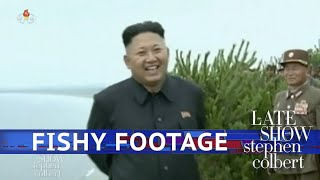 Exclusive Footage Of North Korea's Latest Missile Test