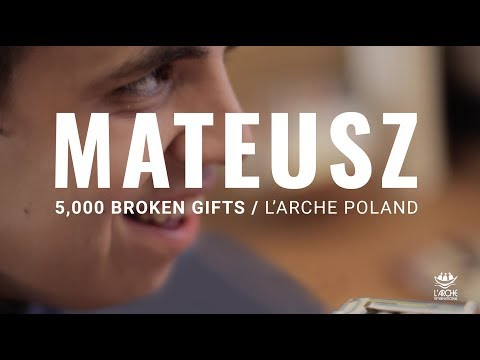 #AsIAm – 5,000 Broken Gifts (Episode 1, Poland)