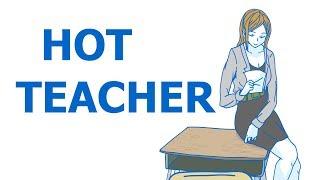 My Super HOT English Teacher (Animation)