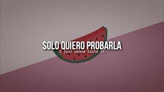 Watermelon sugar • Harry Styles | Letra en español / inglés