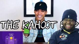 KYLE EXUM The Kahoot Rap (Kahoot Star) REACTION