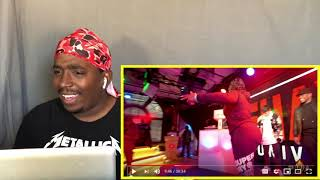Reaction To @IamtherealAK Doomsday Cypher 2018 pt. 1 *SUPAHOTFIRE