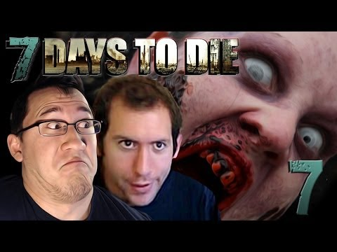 GO DEEPER   7 Days To Die #7 - Smashpipe Games