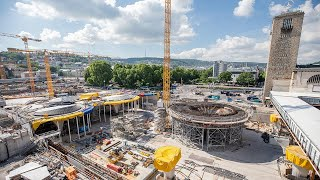 Germany's 27-Year Struggle to Complete a Rail Project