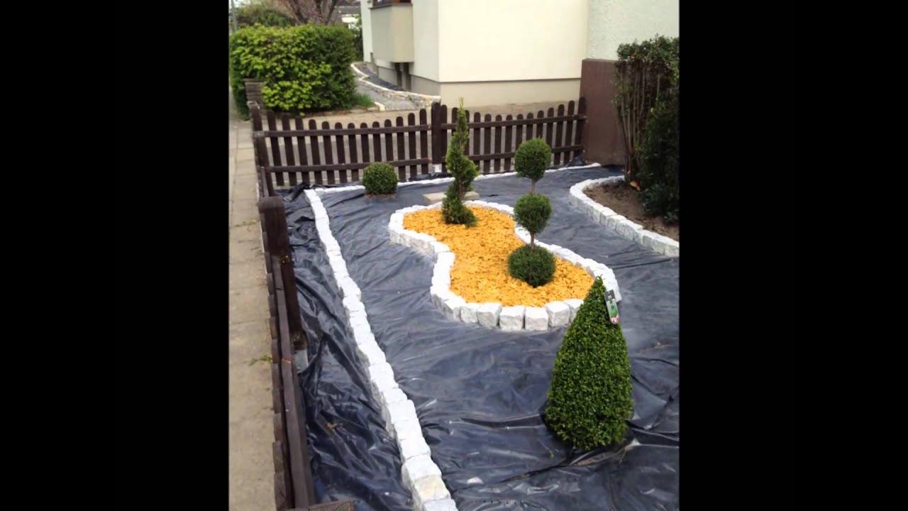 Garten Gestaltung YouTube ~ 14153516_Garten Quadratisch Gestalten