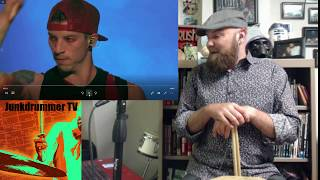 Drum Teacher Reacts to Josh Dun - Twenty One Pilots - Ride - Episode 14