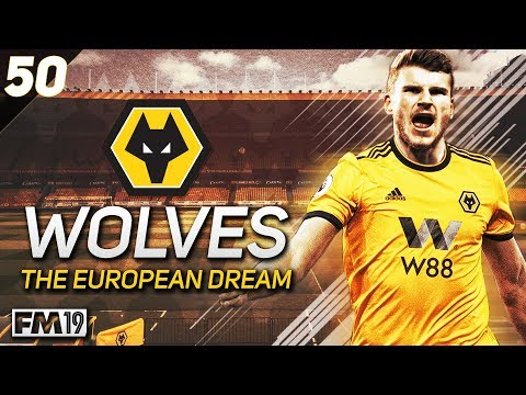 "Wolves: The European Dream - #50 ""WEST MIDLANDS FA CUP SEMI FINAL"" - Football Manager 2019"