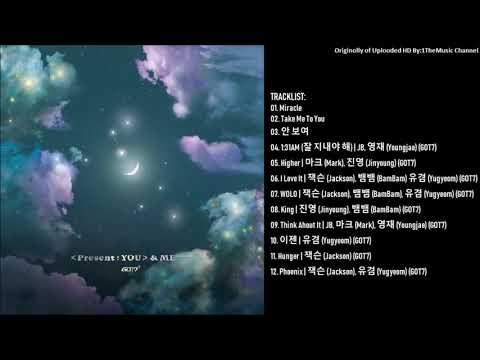 [FULL ALBUM] GOT7 - Present : YOU & ME Edition (3rd AIbum)