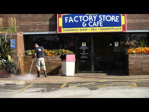 Video   #1 Chicago Power Washing   Ace of Spray   Sidewalk Cleaning   Chicago, Illinois