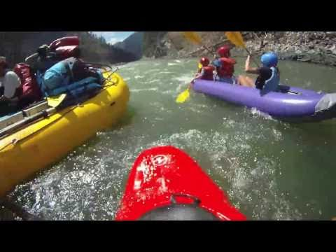 The Annual Kids Trip on Idaho's Main Salmon River