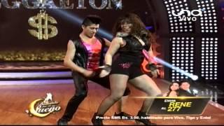 Bailando Bolivia - René y Paola Belmonte