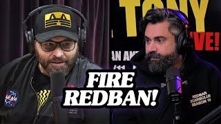 Brian Redban needs to RESIGN! DeathSquad & Kill Tony Audio Quality Unacceptable!