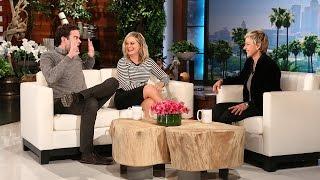 How Amy Poehler Helped Bill Hader Land 'SNL'