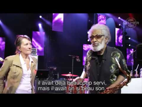 "Henri SELMER Paris presents ""Tribute to Sonny Rollins"""
