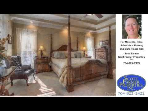 9225 Egret Ridge Drive, Belmont, NC Presented by Scott Farmer.
