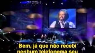 Bee Gees - Alone (1997) Legendado