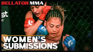 Top Women's Submissions  | Bellator MMA
