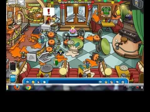 guia club penguin: operacion salsa picante (no socios )
