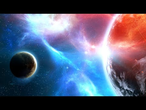 Soothing Space Ambient Music   Cosmic Harmony for Stress Relief, Meditation, Yoga, Healing