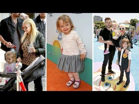 Christina Aguilera's Daughter & Son - 2017 {Summer Rain Rutler   Max Liron Bratman}