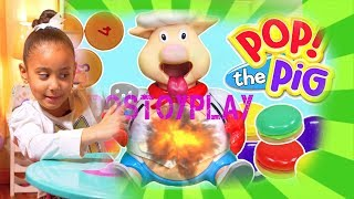 Pop The Pig Explodes! Pop the Pig Game with Roslene