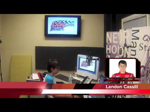 The Racing Source Landon Cassill - YouTube