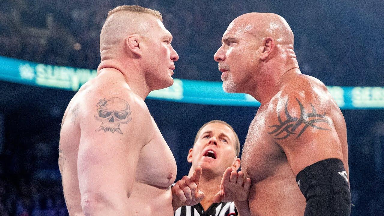 Brock Lesnar Verschwunden