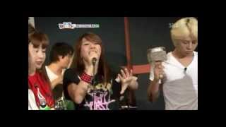2NE1 feat GD - I Don't Care Reggae Version