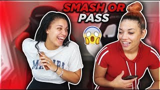 BIANNCA & ALEXIS SMASH OR PASS REVENGE EDITION **VERY INTENSE**