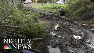 Limo Owner In Fatal NY Crash Arrested, Charged With Criminally Negligent Homicide   NBC Nightly News