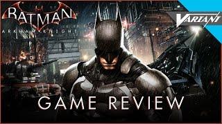 Batman   Arkham Knight Game REVIEW!