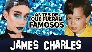 James Charles | Antes De Que Fueran Famosos | Tati Drama