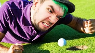 IT GETS EVEN WORSE | Golf With Friends #2