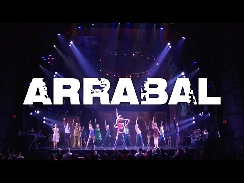 Watch a preview of Arrabal, a new tango dance theater piece that explores the history of Argentina's Los Desaparecidos told through the music of Gustavo Santaolalla/Bajofondo, with a book by John Weidman, directed and co-choreographed by Sergio Trujillo, and choreographed by Julio Zurita. Playing May 12 - June 18, 2017 at the American Repertory Theater in Harvard Square (64 Brattle Street, Cambridge, MA) - Tickets from $25.