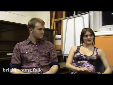 Hannah James & Sam Sweeney talk about Catches & Glees